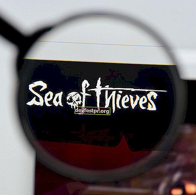 تصحيح: لا يمكن تنزيل Sea of Thieves على نظام التشغيل Windows 10