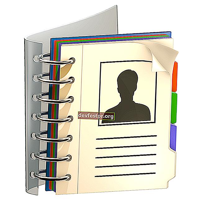 Kişilerinizi yönetmek için PC için en iyi 5 adres defteri yazılımı
