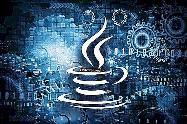 Não foi possível criar a máquina virtual Java