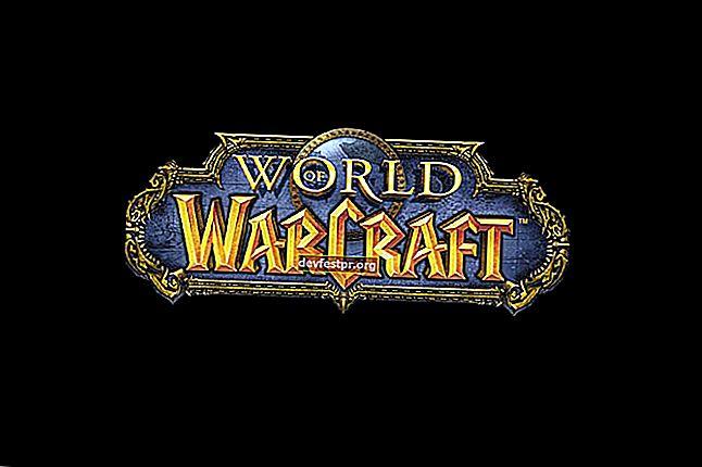 CORREÇÃO: World of Warcraft não conseguiu iniciar a aceleração 3D
