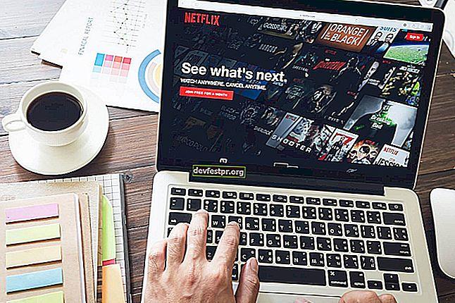 Como corrigir o código de erro f7701-1003 da Netflix