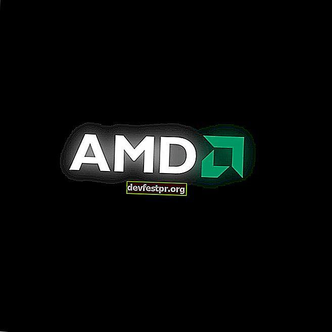 Windows 10'da AMD sürücü çökmesi
