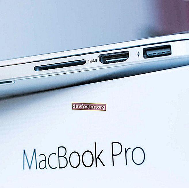 MEMPERBAIKI: Sambungan HDMI tidak berfungsi di MacBook