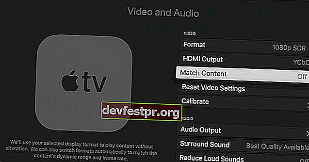 Audio Prime Video tidak sinkron