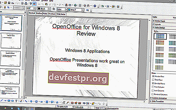O que é o Open Office