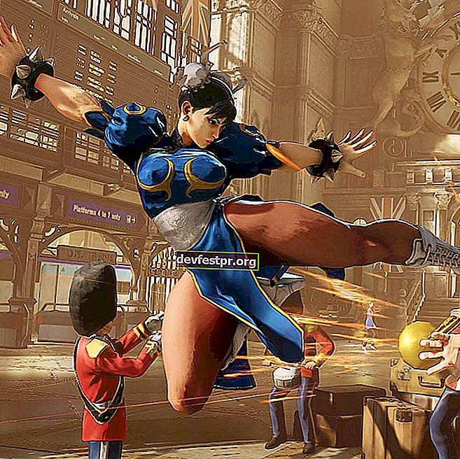 CORREÇÃO: Street Fighter V não é lançado
