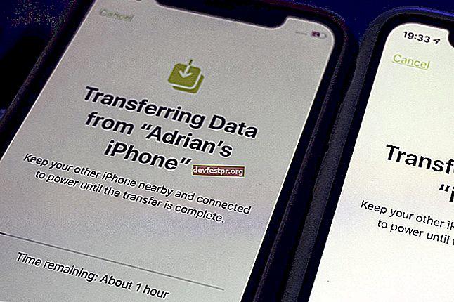 Tidak dapat mentransfer foto dari iPhone ke Windows 10