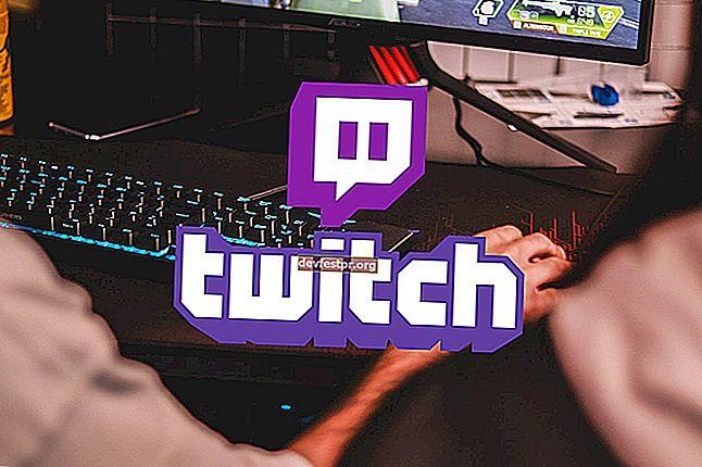 Origem do uBlock não bloqueia anúncios Twitch