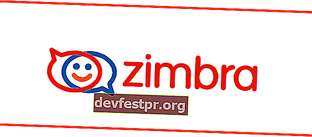 cliente de email zimbra windows 10