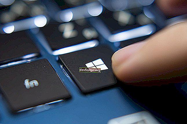 مفتاح أو زر Windows لا يعمل