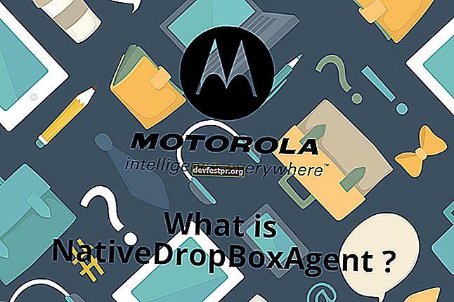 Apa itu NativeDropBoxAgent dan apa fungsinya?