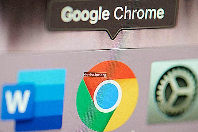 Chrome terus membuka tab baru