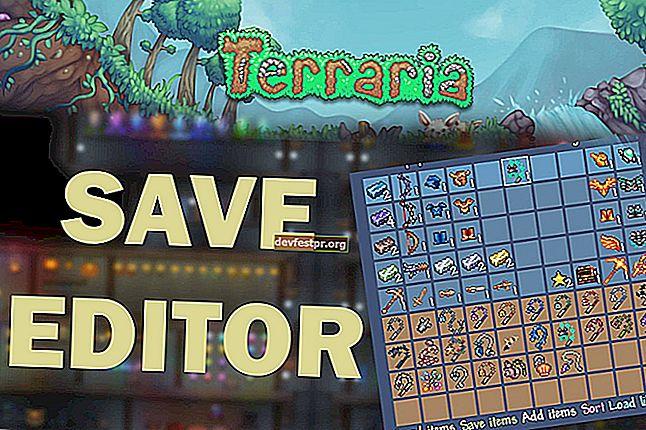Gunakan editor penyimpanan Terraria ini untuk mendapatkan item terbaik dengan mudah