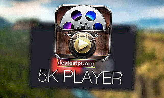 Logo 5kplayer - unduhan dvd player windows 10 gratis