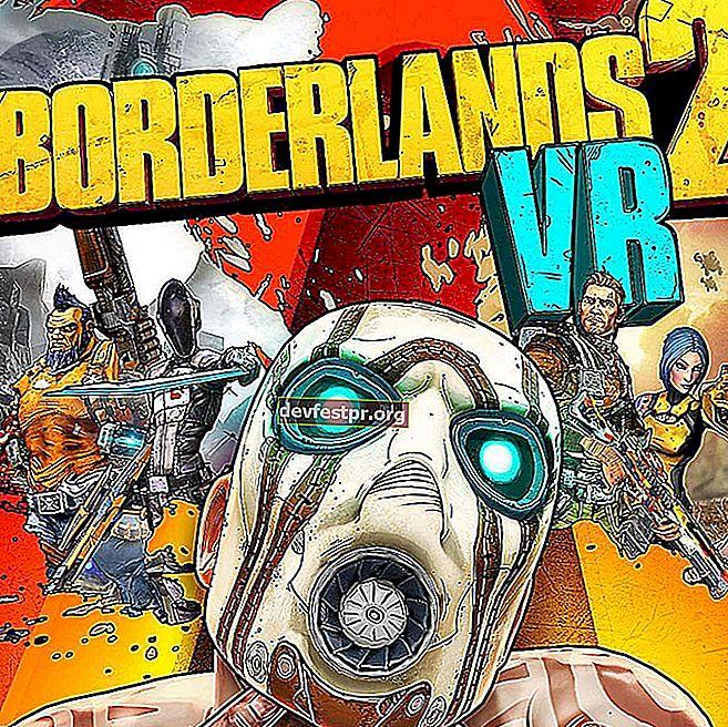 Códigos de armas de Borderlands 2 - Lista Mestre
