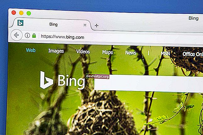 Bagaimana cara menghapus Bing dari Chrome