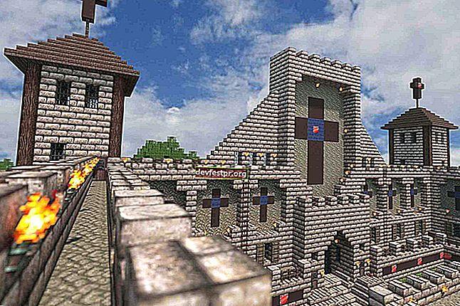 تصحيح: خادم Minecraft لا يمكنه حجز مساحة كافية