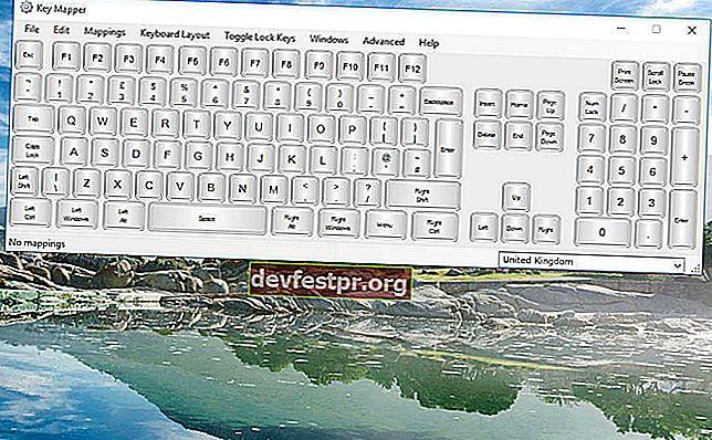 أفضل 7 برامج لرسم خرائط لوحة المفاتيح لنظام التشغيل Windows 10