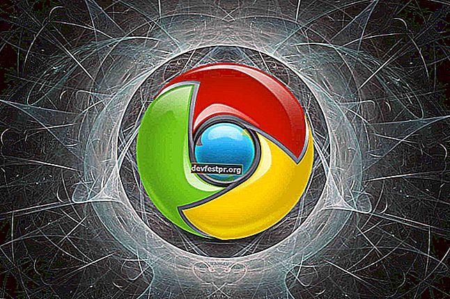 O Google Chrome não carrega as páginas corretamente