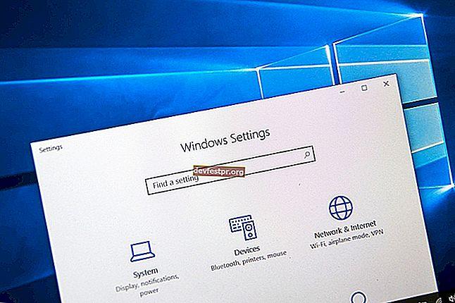 Javítás: Az eszközre továbbítás nem működik a Windows 10 rendszerben