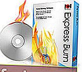 Express Burn Disc Produkt