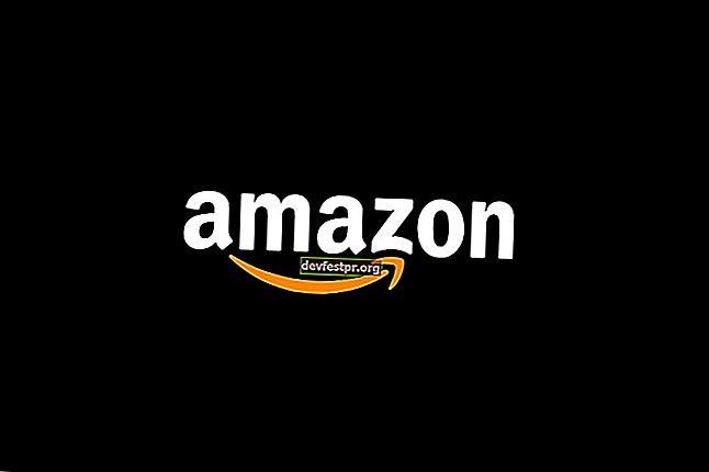 CORREÇÃO: a conta da Amazon foi temporariamente bloqueada