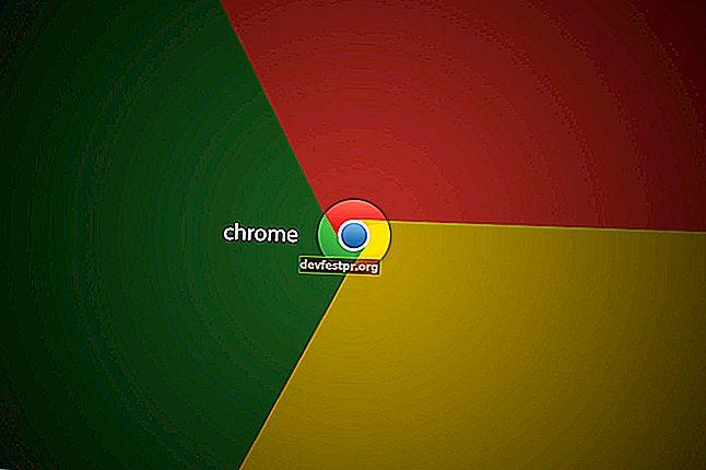 UPDATE: Err_name_not_resolved Fehler in Google Chrome