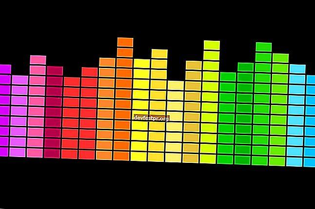 5 Miglior software di visualizzazione dello spettro audio