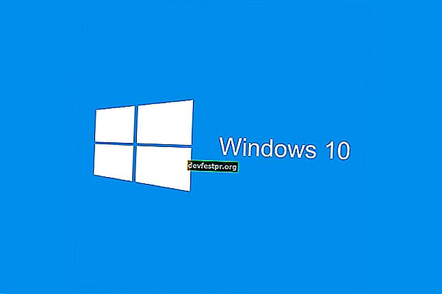 Insira as credenciais de rede no Windows 10