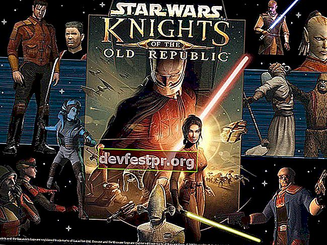 Star Wars:Knights of the OldRepublicがPCで動作していません